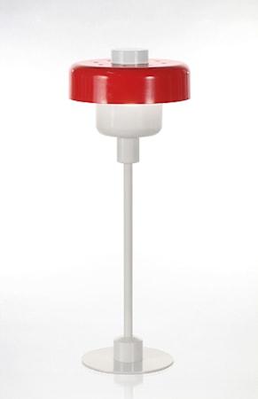 Bilde av Globen Lighting Bordlampe Bullen Rød