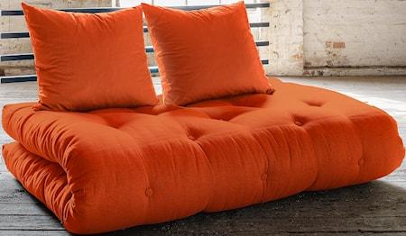 KARUP Shin Sano soffa ? Svart/Orange