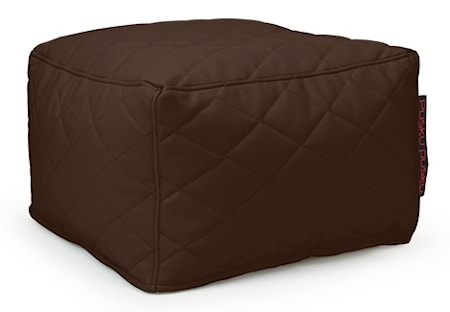 Pusku Pusku Softbox quilted outside sittpuff ? Brown