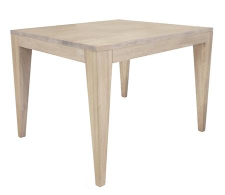 Ygg & Lyng Varg 90 matbord - Vitoljad ek