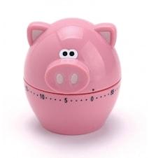 Piggy Wiggy Timer