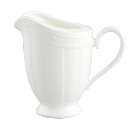 Villeroy & Boch White Pearl Maitokannu 6 hlö 0,25l