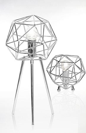 Bilde av Globen Lighting Bordlampe Diamond Krom