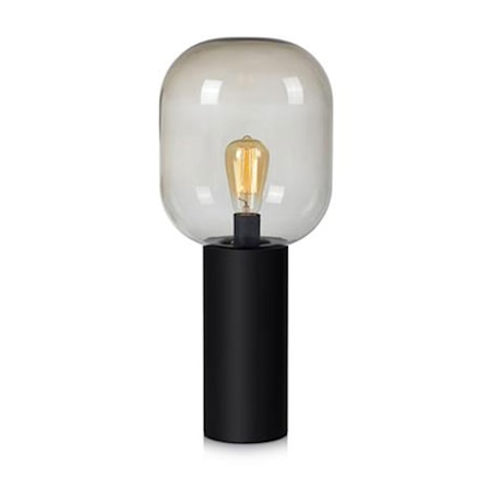 Brooklyn Bordslampa Smoke 56 cm