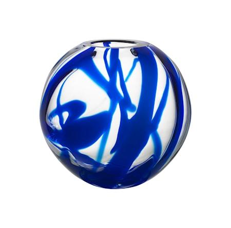 Globe Blå Vas