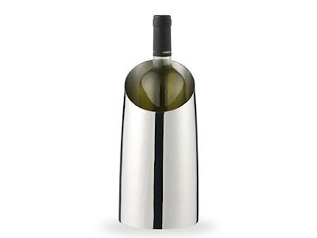 Vin-& champagnekylare Stål