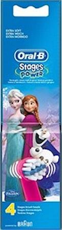 Braun Oral-B Refiller SP Kids 4ct Frozen