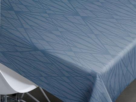 Södahl Pöytäliina 140x320 Diamond Ruudullinen, Sininen