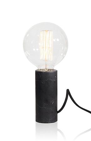 Bilde av Globen Lighting Bordlampe Marble Svart