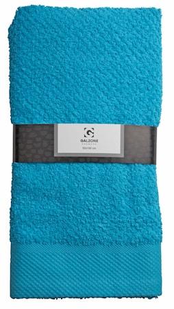Galzone Håndklæde - 100% bomuld - 400 g - Turkis - L 100,0cm - B 50,0cm - Sleeve - Stk. thumbnail