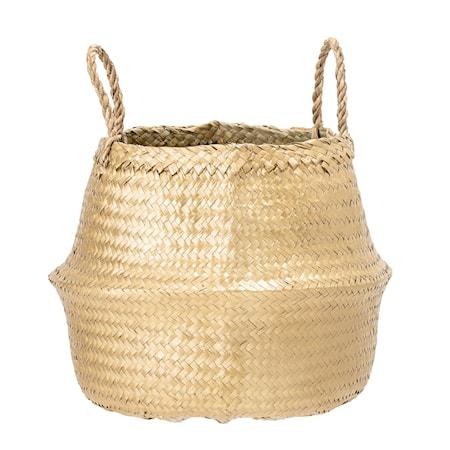 Bilde av Basket, Gold, Seagrass