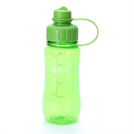 Brix Water Tracker 0,5L, green