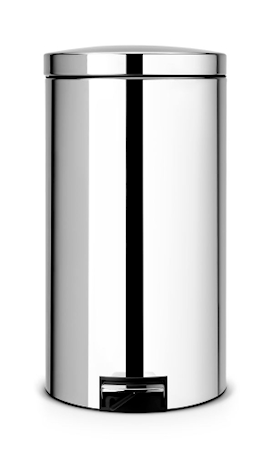 Brabantia Poljinroskis 45 L XXL Brilliant Steel
