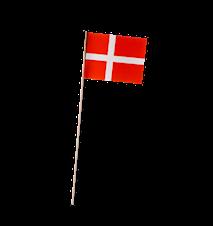 Flagga till garder (39023)