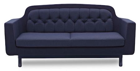 Normann Copenhagen Onkel sofa 2 sits - blå