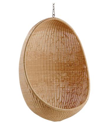 Sika Design Hanging egg chair hängstol – För utomhusbruk