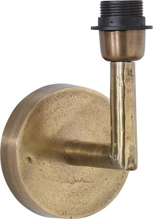 Bilde av Columbus Vegglampe Råmessing 22 cm
