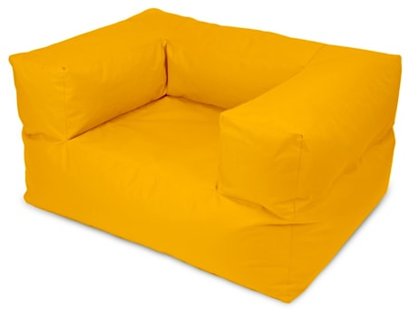 Pusku Pusku Moog OX sittsäck - Yellow
