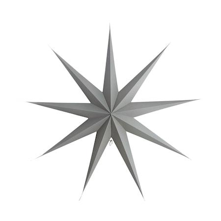 House Doctor Julstjärna 87 cm - Grå