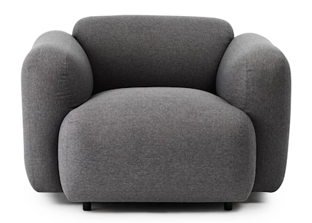 Normann Copenhagen Swell sofa one seater thumbnail