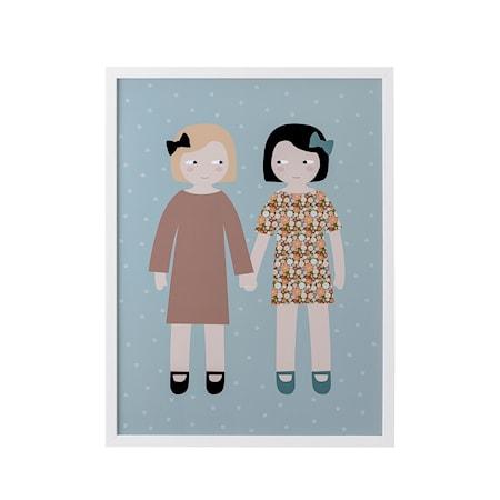 Ram Vit Tall Barn poster