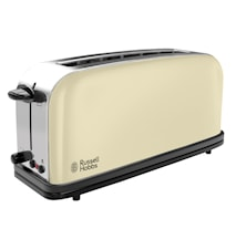 Russell Hobbs Brödrost Cream Long Slot 4 Ski