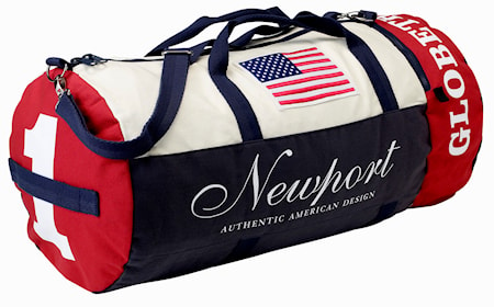 Newport Collection Peach tree weekend bag