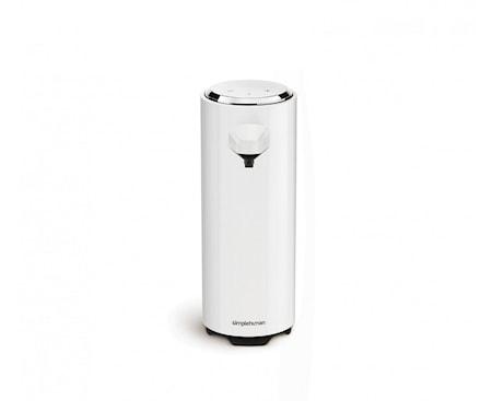 Simplehuman Saippua-/ Tiskiainepumppu sensorilla 237ml Valkoinen
