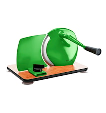 Skärmaskin retro Grön