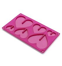 Bakform 3D hjärta