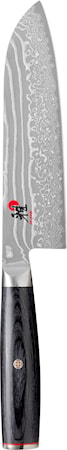 Miyabi RAW 5000 FCD Santoku. Japansk kockkniv 18 cm
