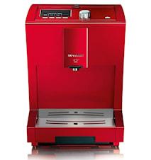 Kaffemaskin One Touch S2+ Röd