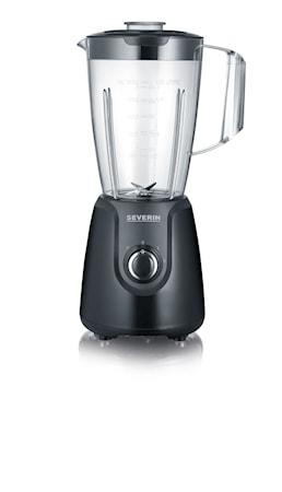 Mixer 1,5L 600w Svart