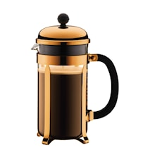 Chambord Kaffebryggare 8 koppar 1 liter Koppar