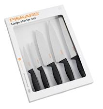 FF Stort startset 5 knivar