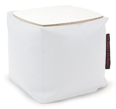 Pusku Pusku Soft table 40 outside sidobord - White