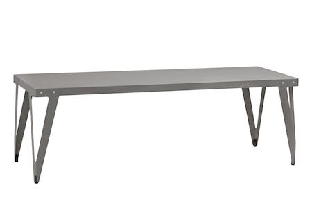 Functionals Lloyd table utomhusbord ? Large, mörkgrå