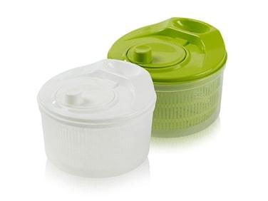 Salladsslunga Grön/Vit
