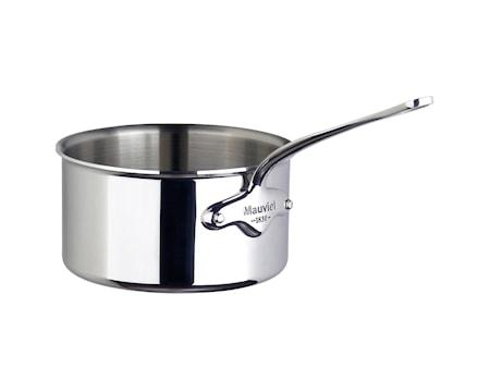 Mauviel Cook Style Kattila 1,8 l kirkas teräs