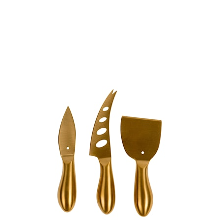 Formaggio Ostknivset 3 st Guld
