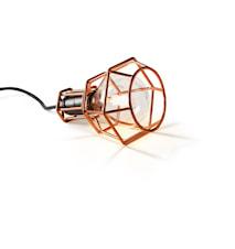Work Lamp Koppar