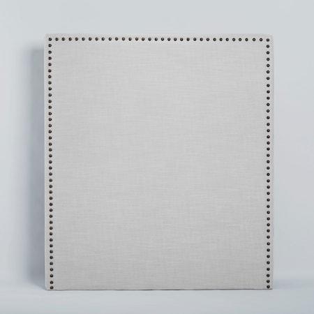 Mille Notti Isa Sänggavel Linen - Ivory/vit 160