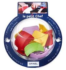 Le Petit Chef Barnkniv, Fingerskydd
