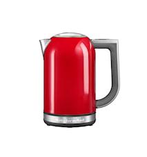 Vattenkokare röd 1,7 liter