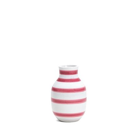 Kähler Omaggio vase Lyserød H 12,5 cm thumbnail