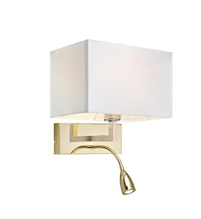 Bilde av Markslöjd Savoy Vegglampe Messing
