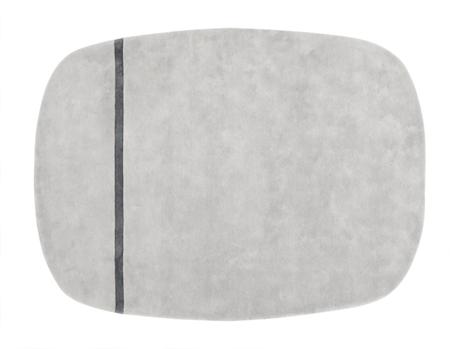 Normann Copenhagen Oona Matta Grå 175×240 cm