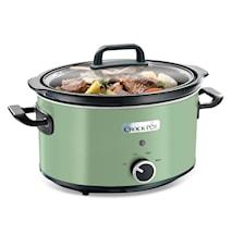 Crock-Pot, 3,5,L, Grön