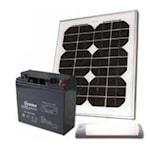 822185 Sunwind solenergi uthuspaket 10W