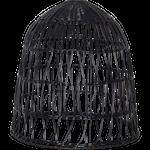 825189 Lampskärm Knute svart 50cm hög